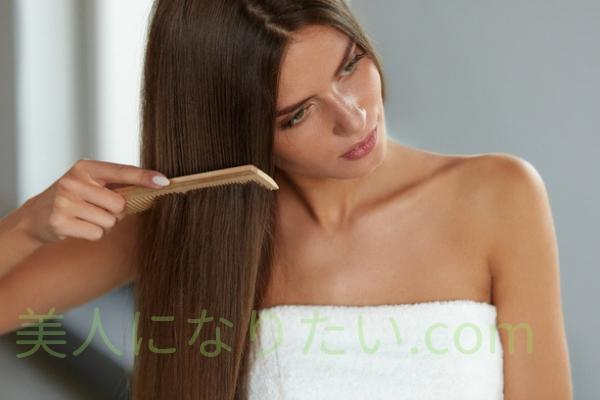 髪パサパサについてまとめ
