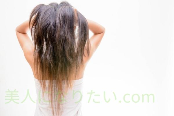 髪のパサパサアイキャッチ