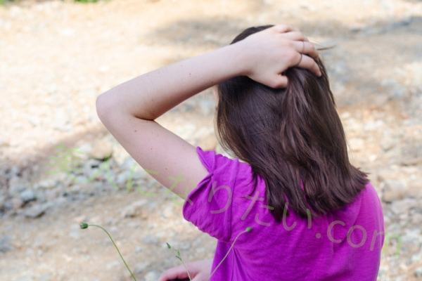 髪パサパサ原因