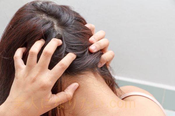 頭皮のかゆみの原因