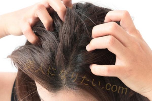 頭皮のかゆみ対策